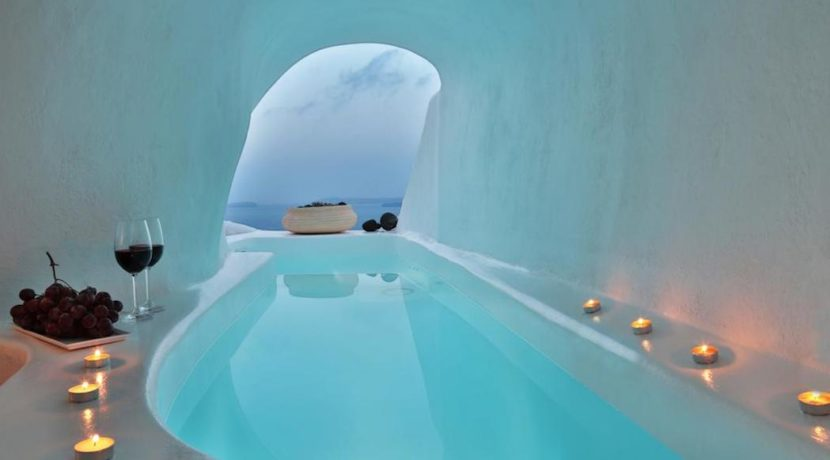 Luxury Cave Suite At Oia Santorini, Real Estate Greece, Luxury Estate, Top Villas, Property in Greece