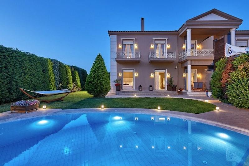 Greek Exclusive Properties