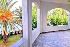 Seafront Villa with Big Land in Rethymno Crete 14