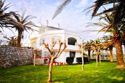 Seafront Villa with Big Land in Rethymno Crete 4