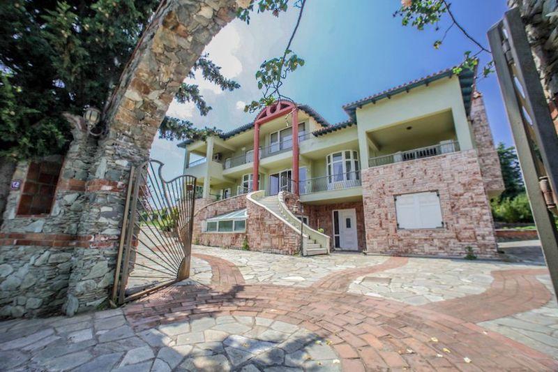 Vila for Sale Thessaloniki, Pylaia Area
