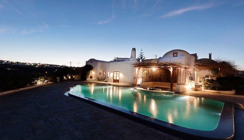 Villa for sale Santorini, Karterados 1