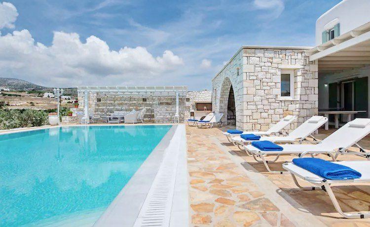 Villa in Paros, in Aliki 19