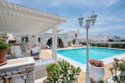 Villa in Paros, in Aliki 20