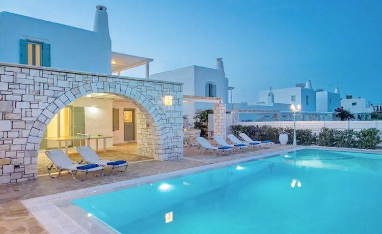 Villa in Paros, in Aliki 21