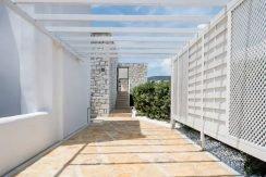 Villa in Paros, in Aliki 23
