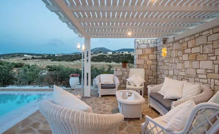 Villa in Paros, in Aliki 25