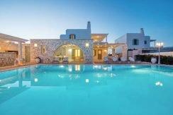 Villa in Paros, in Aliki 26