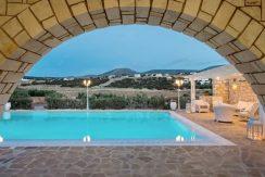 Villa in Paros, in Aliki 28