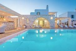 Villa in Paros, in Aliki 29