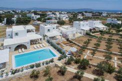 Villa in Paros, in Aliki 4