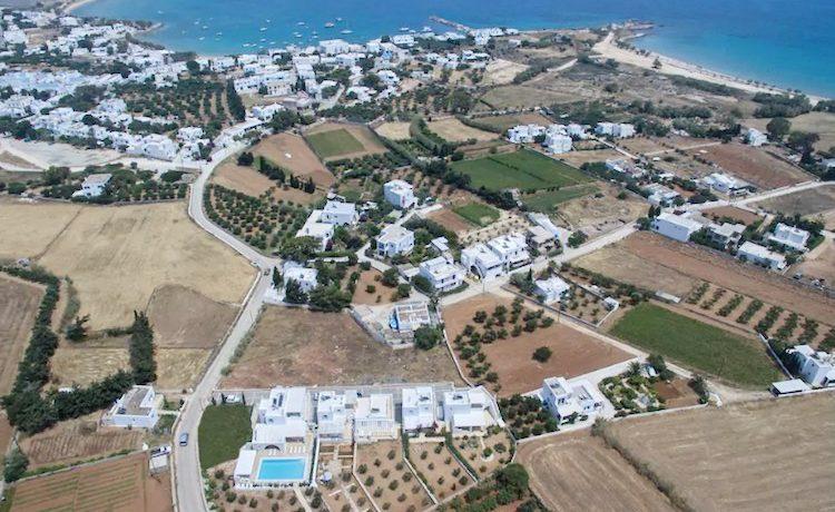 Villa in Paros, in Aliki 8