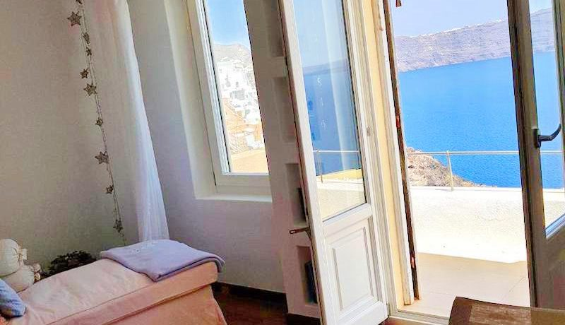 New Super Cave House at Caldera Oia Santorini, 2 Levels, Amazing Sea Views 13