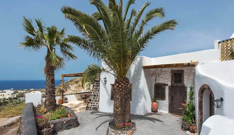 Single Houses at Santorini Voulvoulos House 1 12
