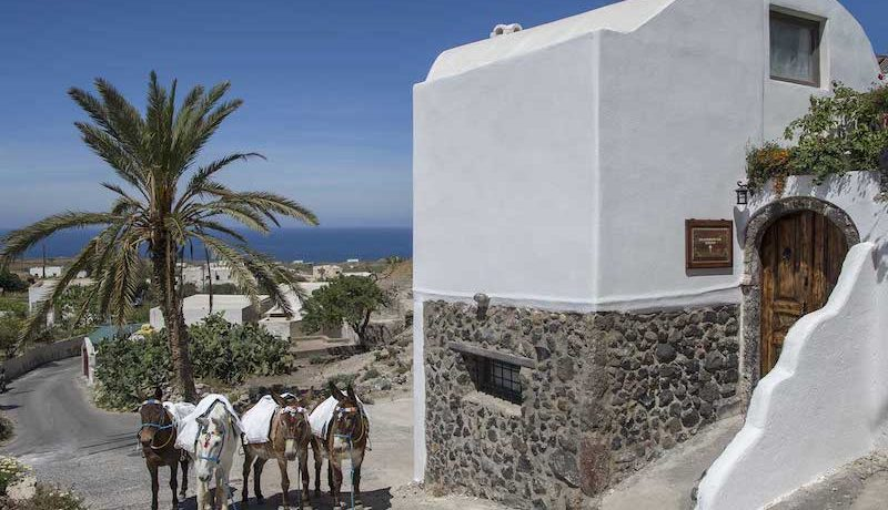 Single Houses at Santorini Voulvoulos House 2 10