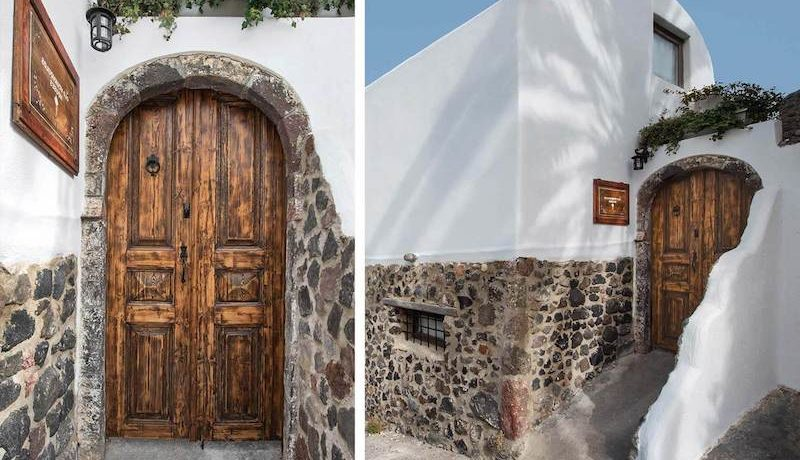 Single Houses at Santorini Voulvoulos House 2 11