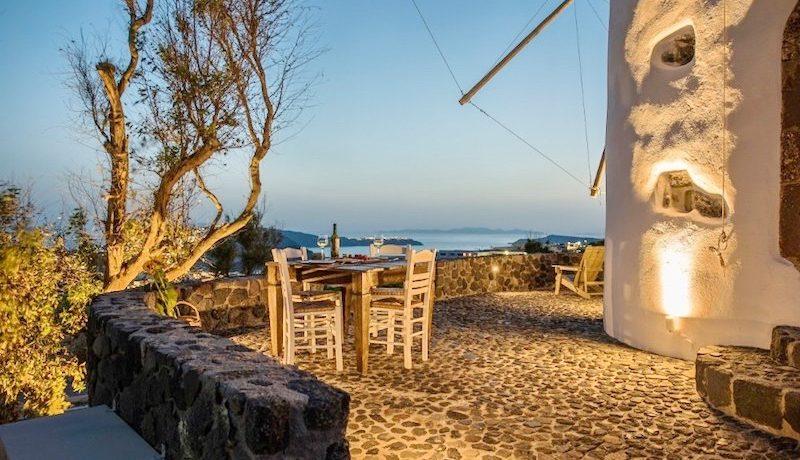 Windmill in Santorini for Sale 1