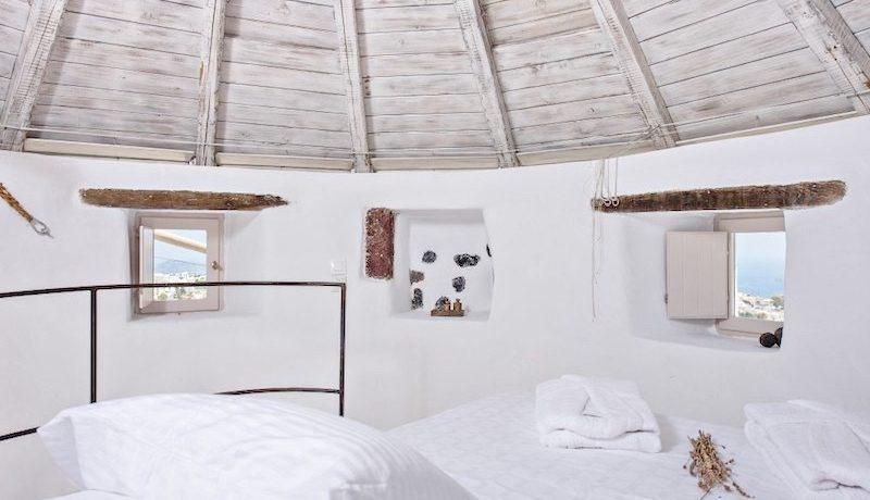 Windmill in Santorini for Sale 8