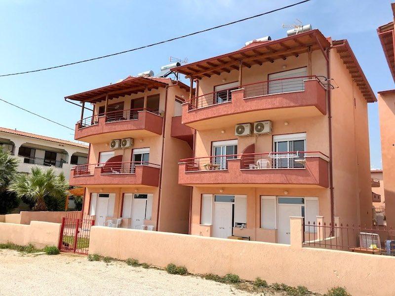 10  Ground floor Maisonettes  for Sale in Sithonia Halkidiki