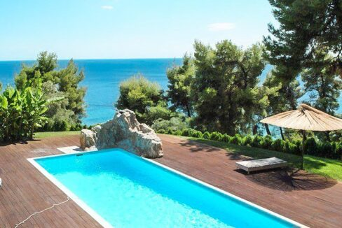 Luxury Private Villa at Chalkidiki