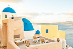 2 Caldera Cave Houses at Oia Santorini for Sale 18