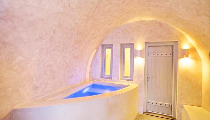2 Caldera Cave Houses at Oia Santorini for Sale 6