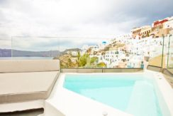 2 Caldera Cave Houses at Oia Santorini for Sale 9
