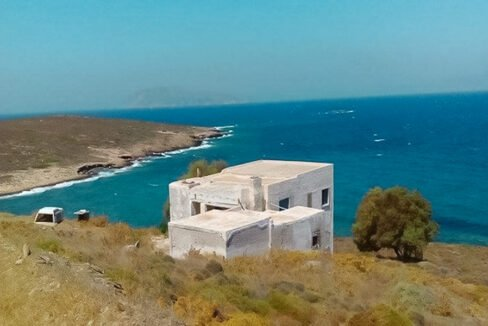 Beachfront house for sale in Ios - Cyclades