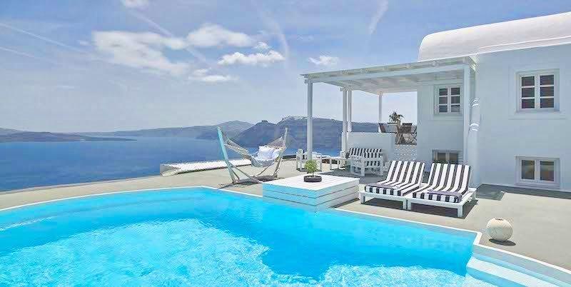 Property in Oia Santorini For Sale 5