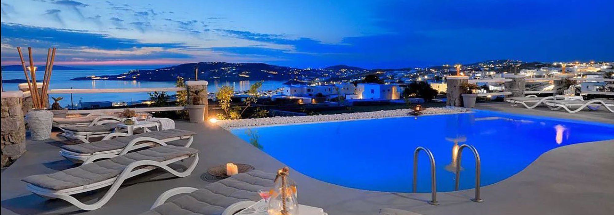 Super Villa in Mykonos with 5 Bedrooms and Sea Views