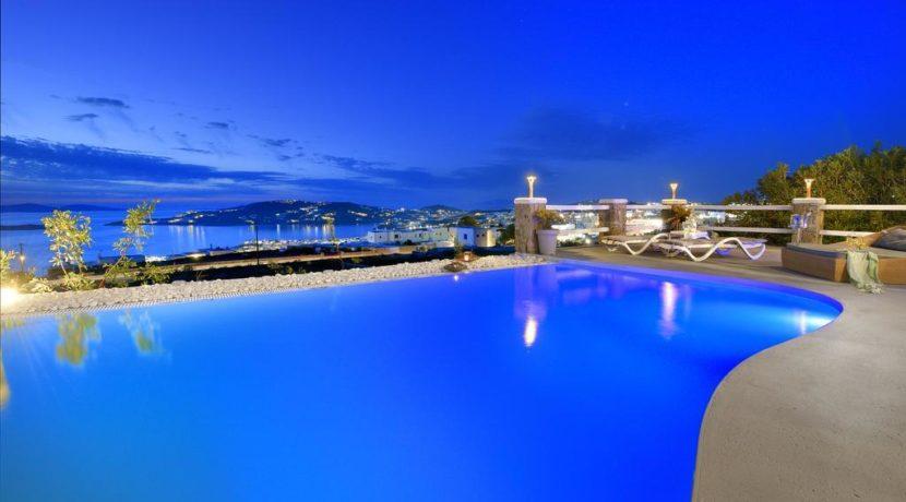 Super Villa in Mykonos with 5 Bedrooms and Sea Views 24