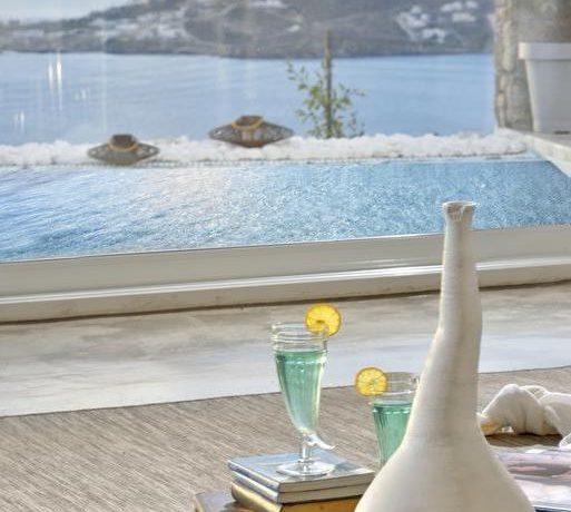 Super Villa in Mykonos with 5 Bedrooms and Sea Views 26