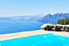 Villa at Oia Santorini Greece for Sale 10