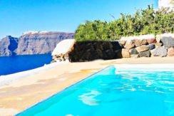 Villa at Oia Santorini Greece for Sale 11
