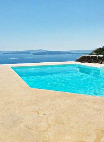 Villa at Oia Santorini Greece for Sale 13