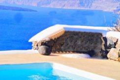 Villa at Oia Santorini Greece for Sale 9