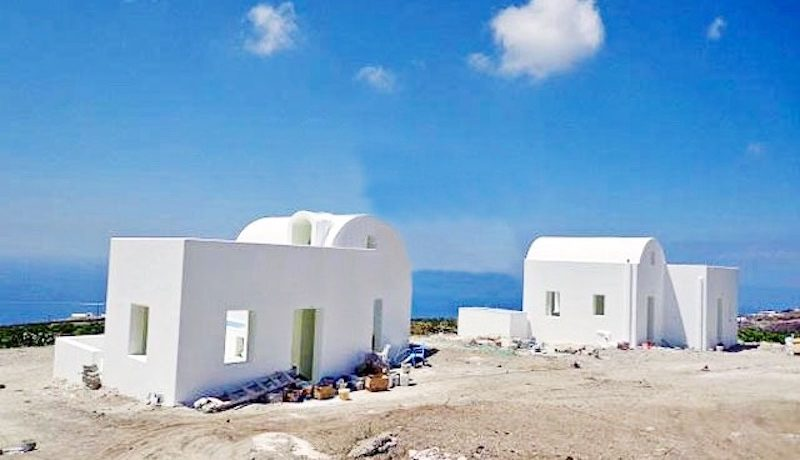 4 Houses at Imerovigli Santorini 2