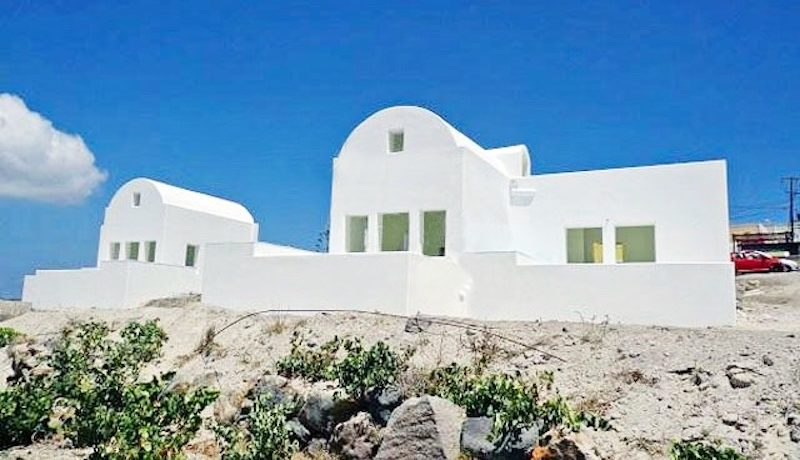 4 Houses at Imerovigli Santorini 3