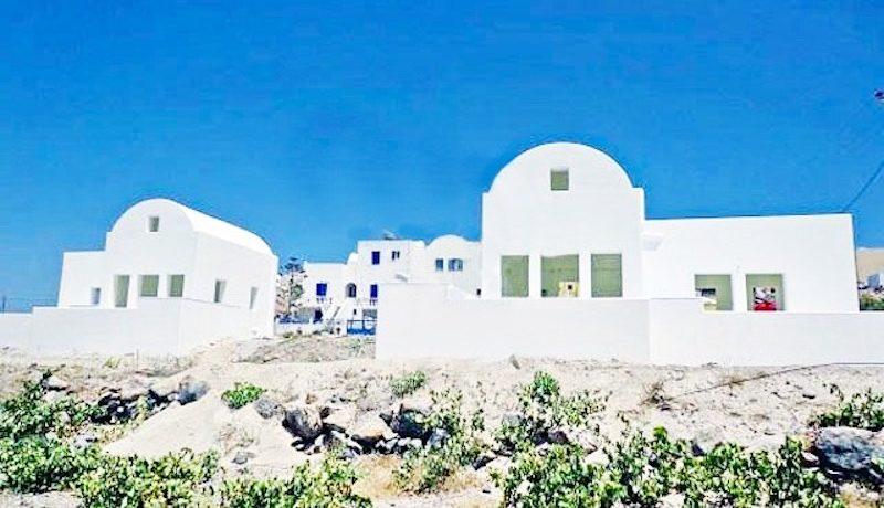 4 Houses at Imerovigli Santorini 5