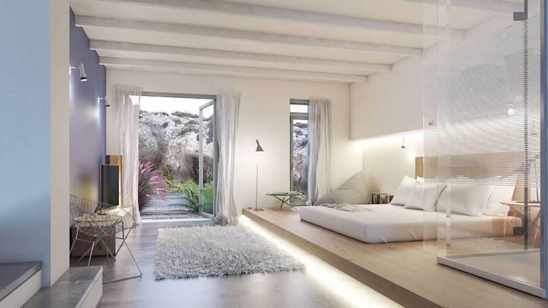 8 room Luxury Villa in Paros Greece, Santa Maria 11