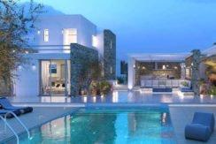 8 room Luxury Villa in Paros Greece, Santa Maria 2