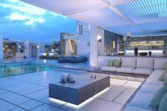 8 room Luxury Villa in Paros Greece, Santa Maria 5