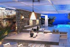 8 room Luxury Villa in Paros Greece, Santa Maria 7