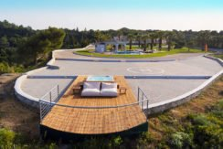 Amazing Top Hill Super Luxury Villa in Rhodes Greece 30