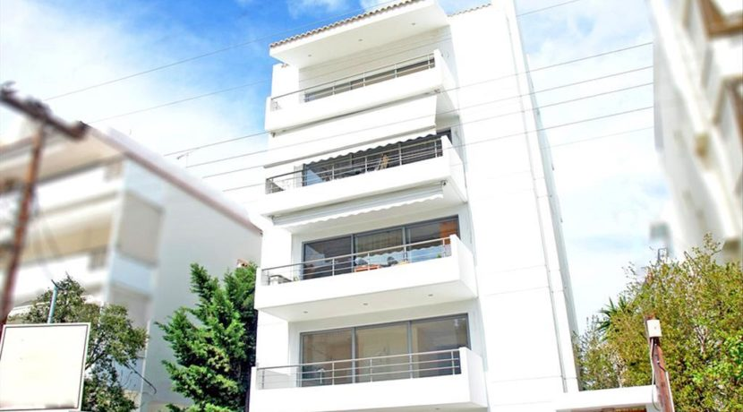 New Built Maisonette at Glyfada with 3 bedrooms