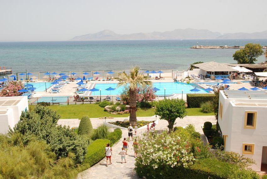 Hotel with 700 rooms at Kos Island Greece