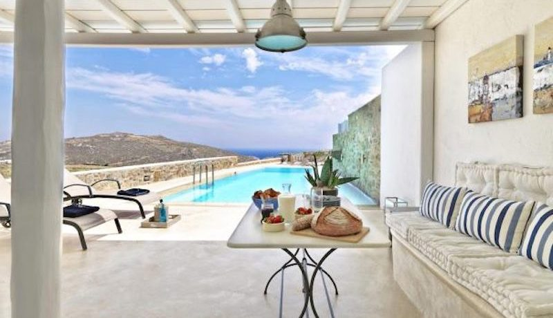 New Villa in Mykonos with 4 Bedrooms and Pool 13