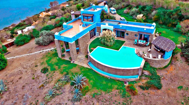 Luxury Seaside Villa near Athens