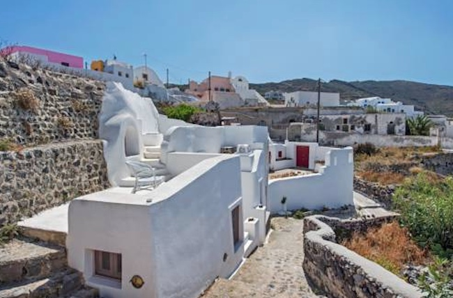 CAve House Santorini Finikia For Sale 38