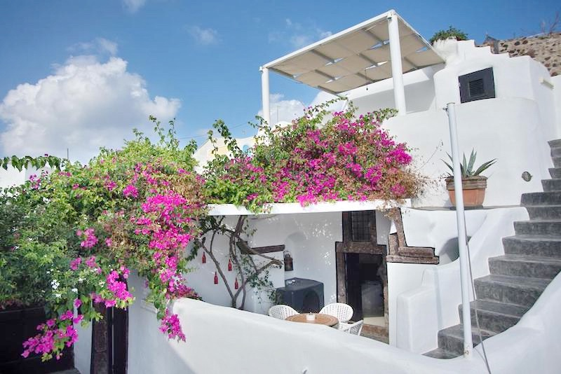 House for Sale in Santorini, Megalohori area